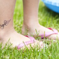 Silhouette Temporary Tattoos and Discount!