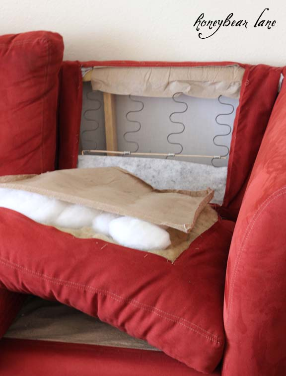 How To Recover My Sofa Cushions Brokeasshome Com