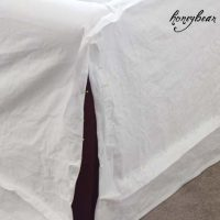 How to Make a Slipcover Part 2: Slipcover Reveal!