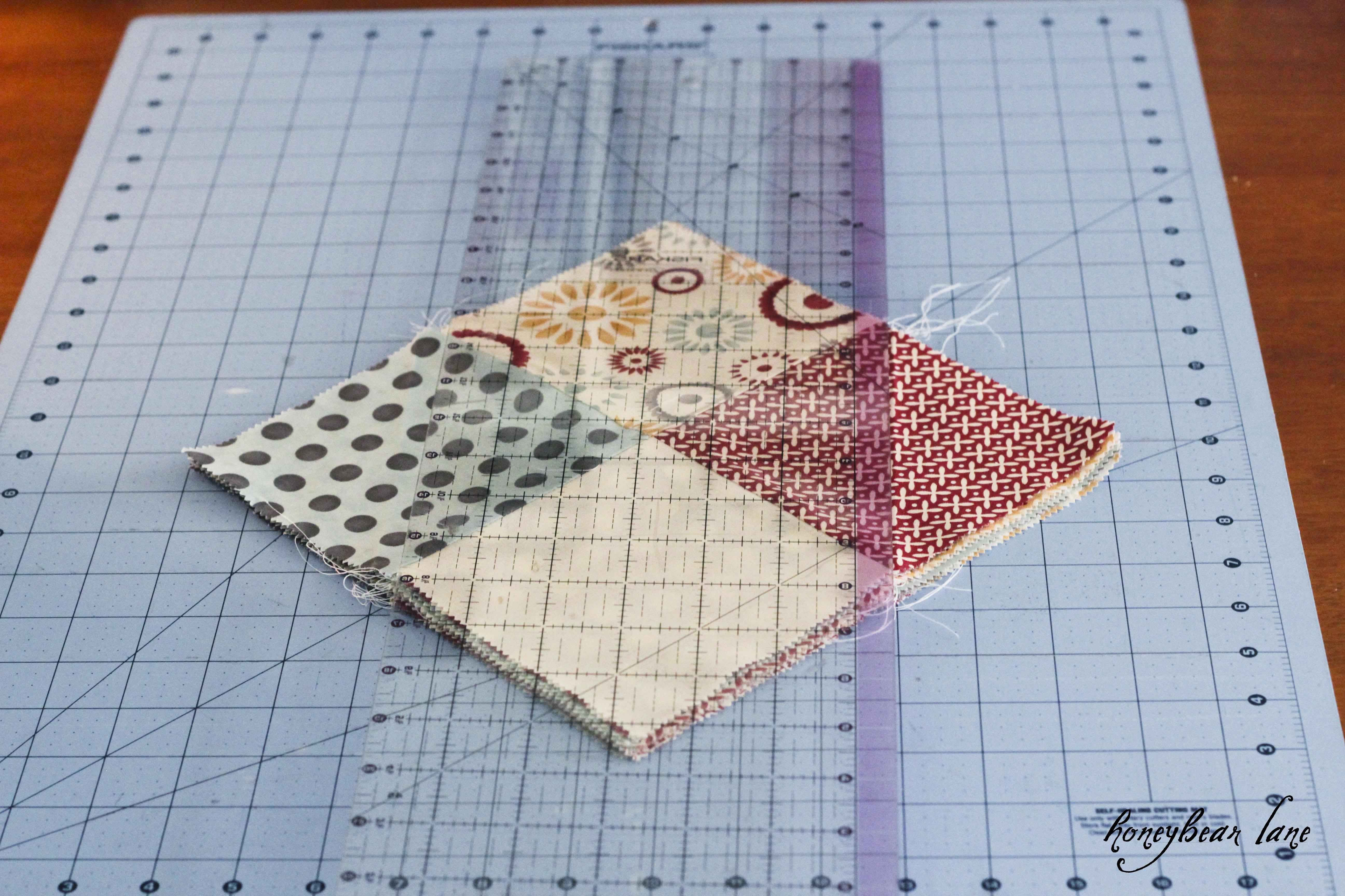 Letters From Home Quilt Pattern Honeybear Lane