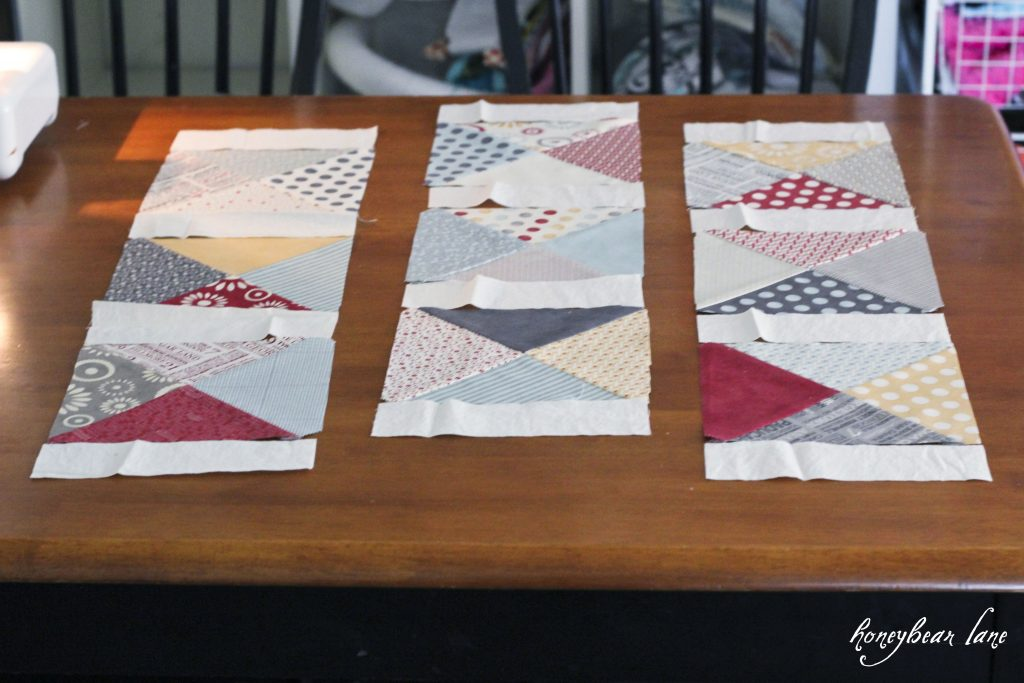 Letters From Home Quilt Pattern Honeybear Lane