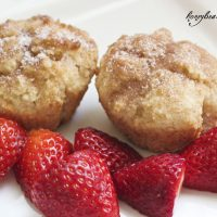 French Breakfast Muffins