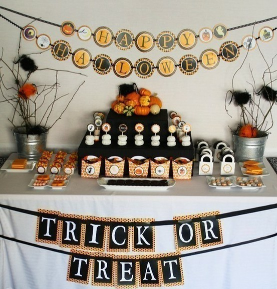 Halloween party decorations pinterest - photo#7