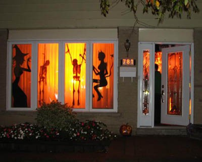 decorations party games - Halloween Party Decor Ideas