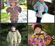 hooded jacket sewing pattern