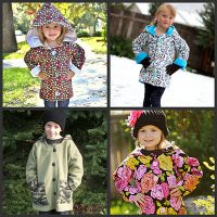 Whimsy Couture Patterns Giveaway:  Handmade Holidays!