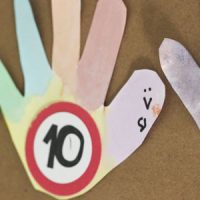 Thanksgiving Kids Craft…Make an Advent Calendar!