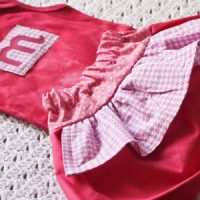 Make an Easy Apron Skirt
