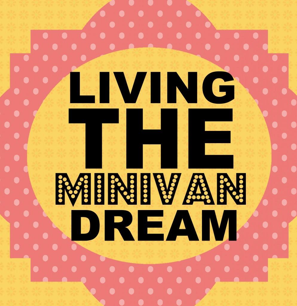 Why i love driving a minivan honeybear lane