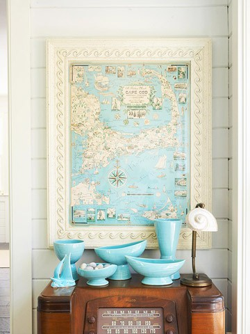 Warm Up With a Tour of My Beach Cottage - Honeybear Lane