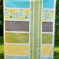 Five Lovely Baby Quilts