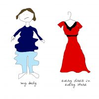 Weigh in Wednesday:  Getting Dressed