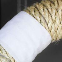 Sisal Rope Wreath Tutorial