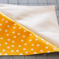 Quilting Shortcut:  the Eight Square Method
