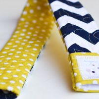 Make a Quilted Camera Strap Cover!