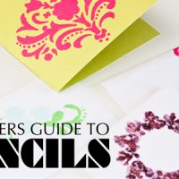 A Beginner's Guide to Stencils
