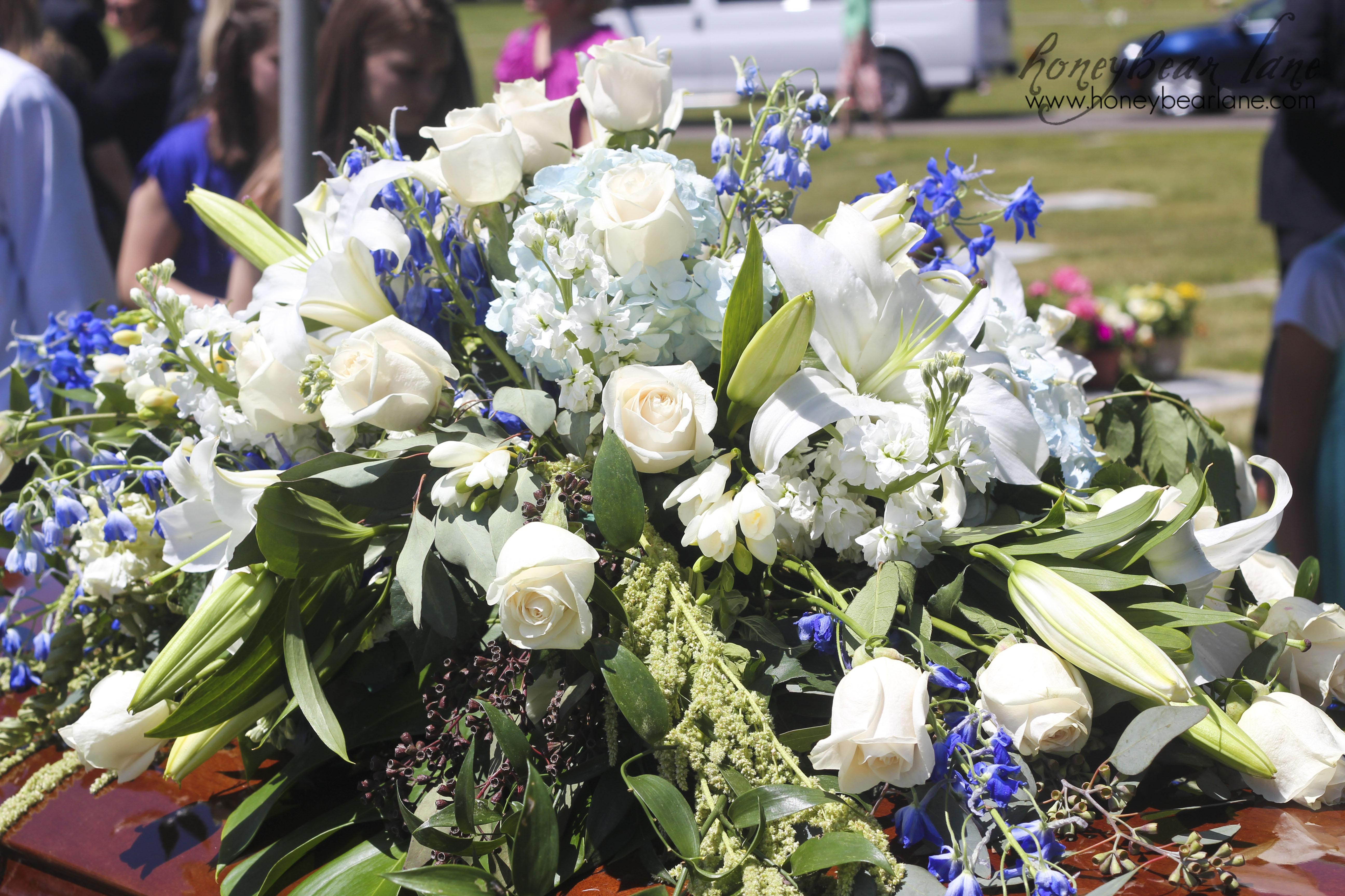 Alices Funeral Goodbye Temporarily Honeybear Lane