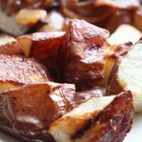 Quick 'n' Easy Roasted Potatoes