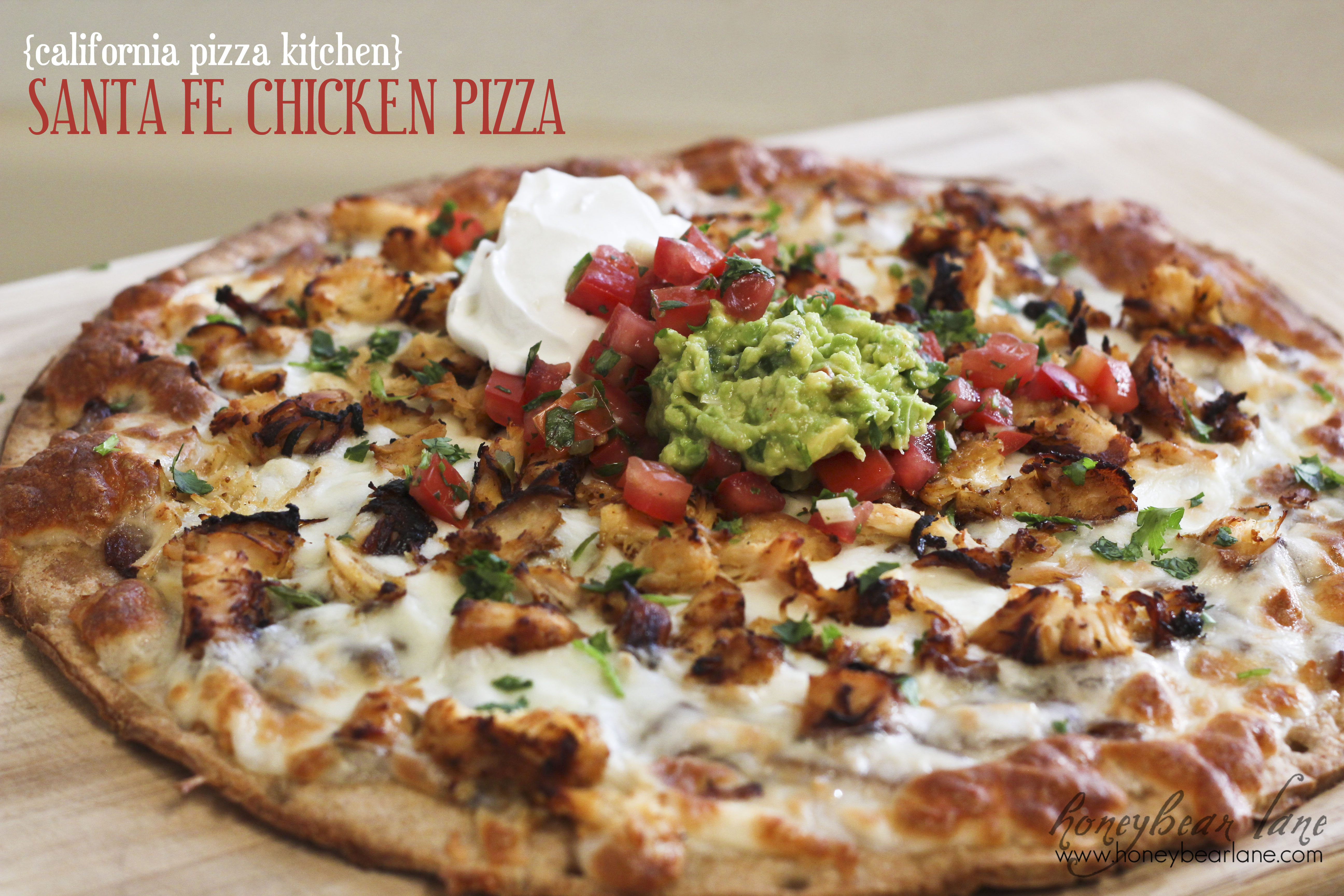 California Pizza Kitchen Recipes