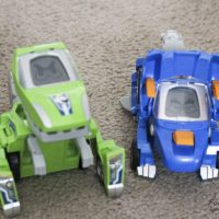 Toy Review:  VTech Switch N Go Dinos
