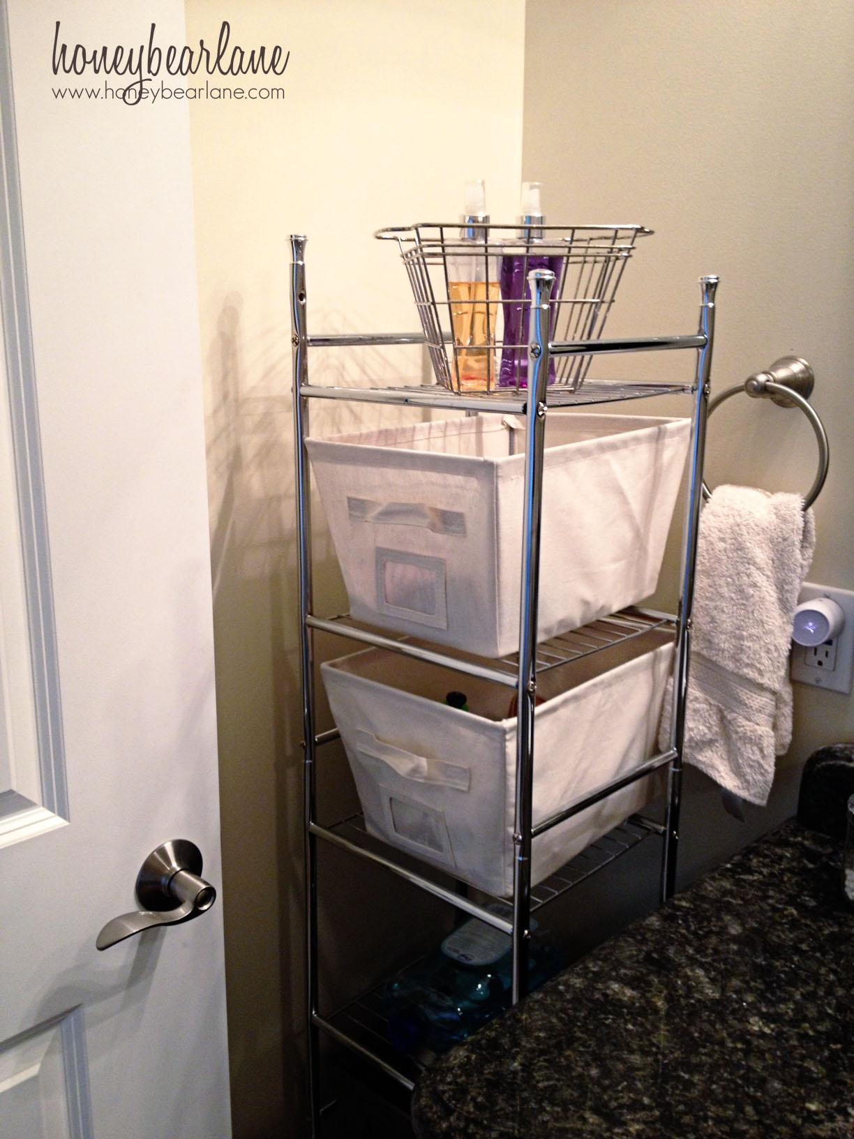 Target Bathroom Storage