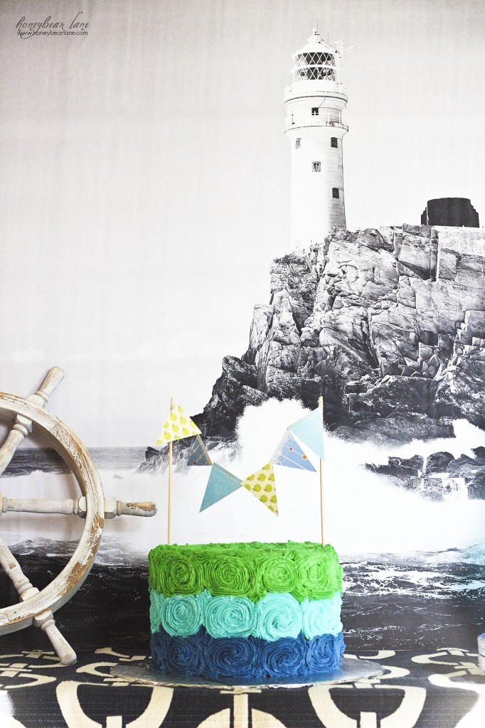 Nautical Baby Shower Decorations Party Ideas