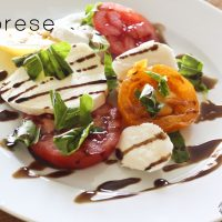 Make the Best Caprese Salad Ever