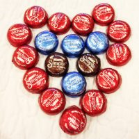 hershey's sweet independence–simple pleasures chocolates