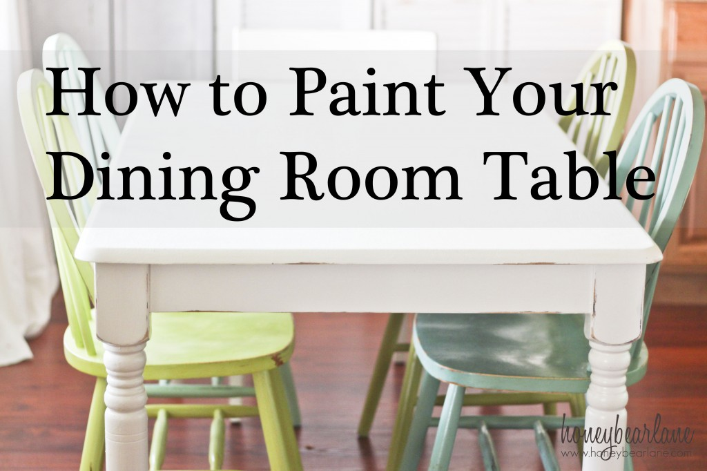 painting the dining room table a survivor s story painting a dining room table delmaegypt