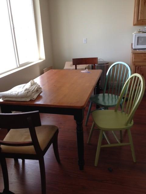 Aqua Dining Room Ideas