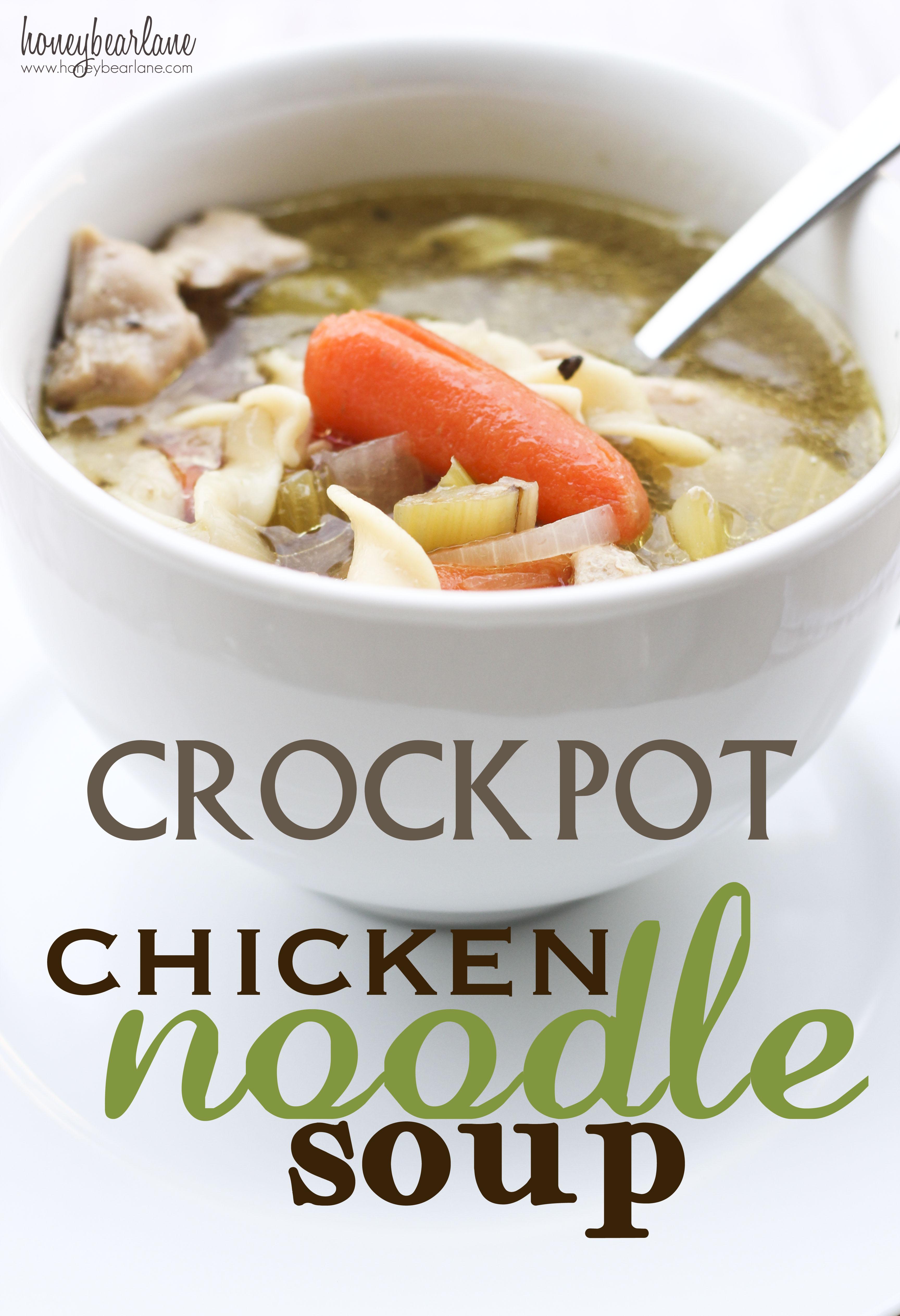 Chicken Noodle Soup Box Signature Kitchen
