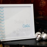 Cute Winter Printables