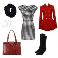 Three Winter Fashions–Win a Fossil Handbag!
