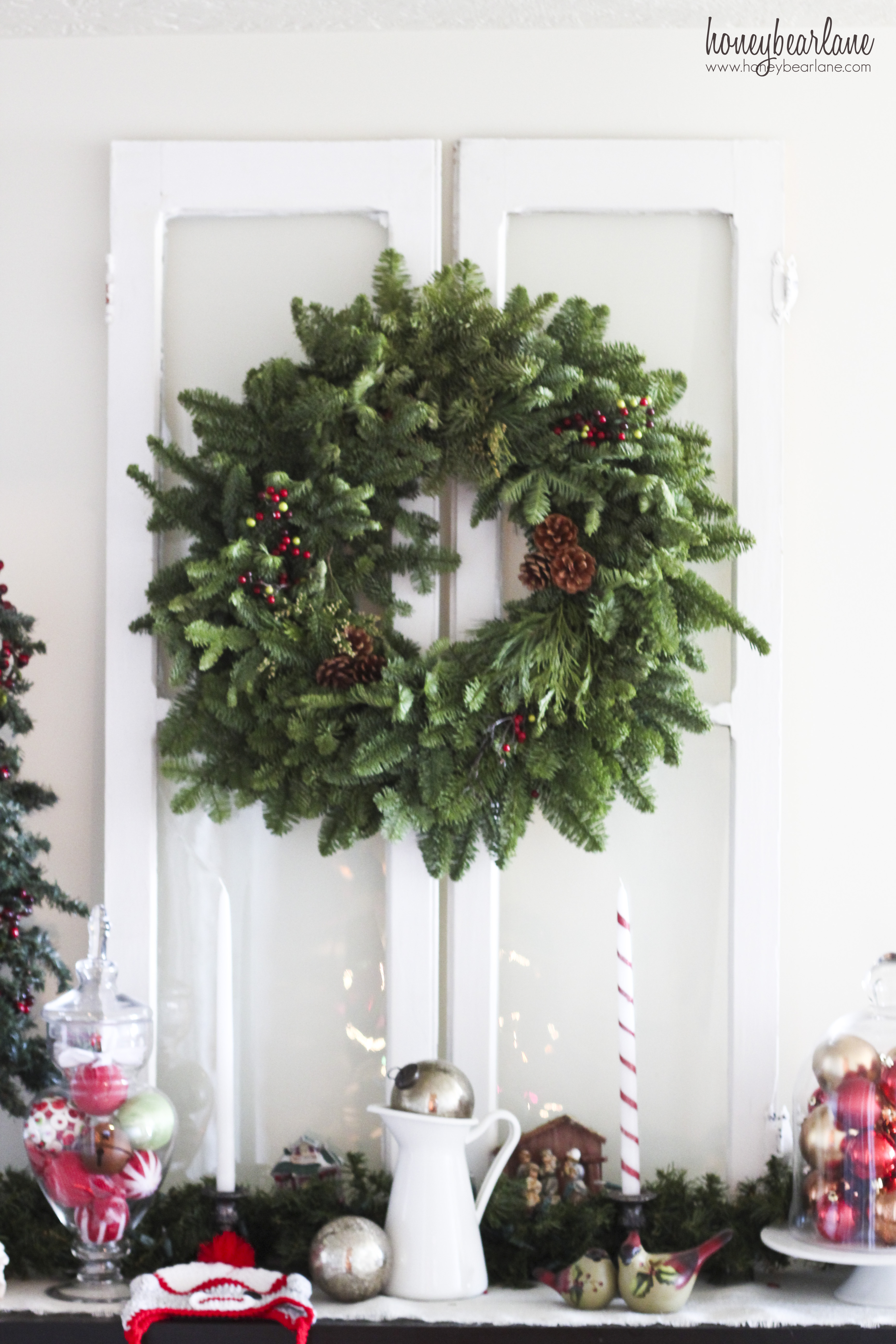 Image Result For Christmas Decorations For The Living Room