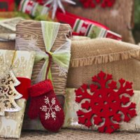 Sharing the Joy:  Giving to a Deserving Family