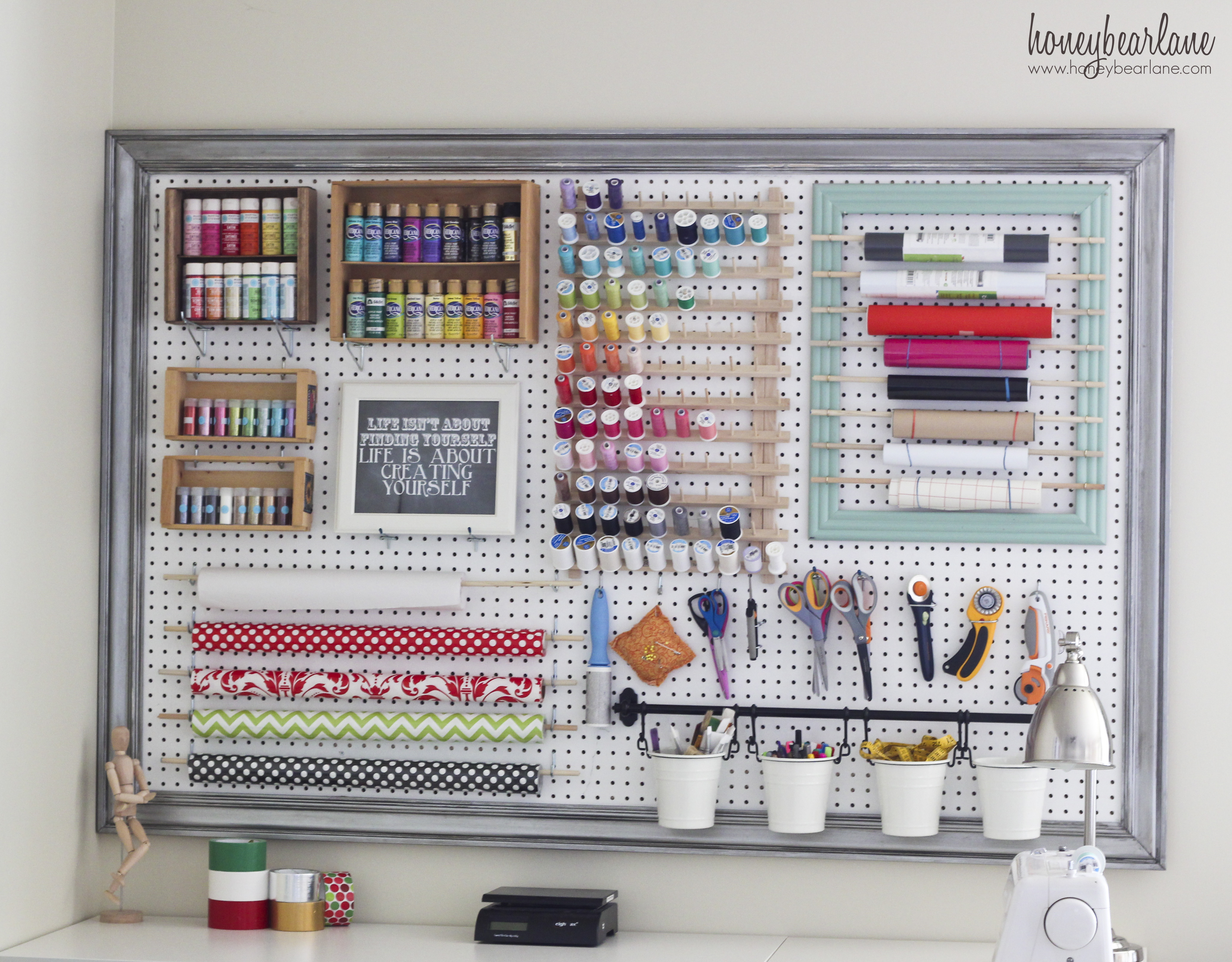 Best Organized Sewing Rooms