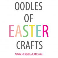 Easter Crafts & Spring Project Linkup