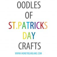 St Patricks Day Linkup