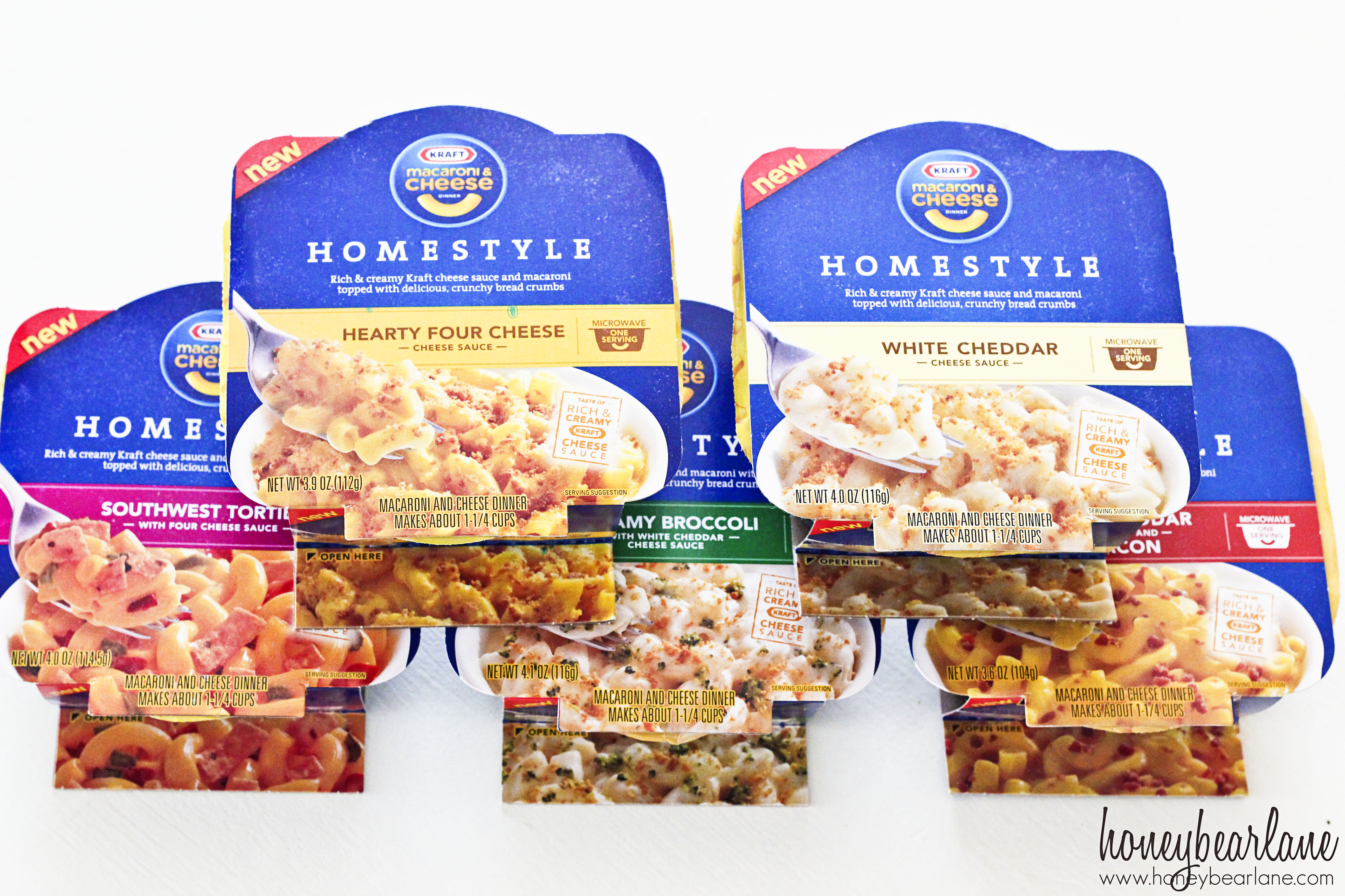 Kraft Homestyle Macaroni and Cheese