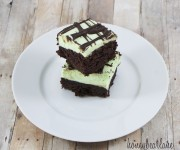 mint chocolate butter bars yum