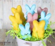 Easter Marshmallow Bouquet