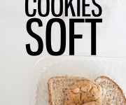 How to Make Hard Cookies Soft