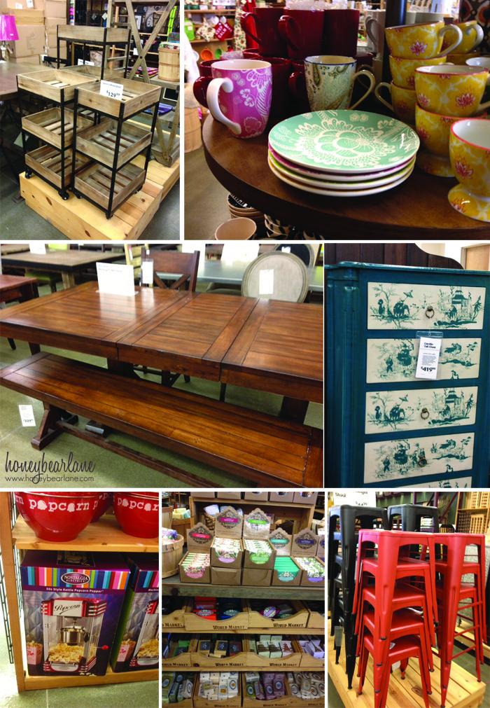 Mother S Day Shopping At World Market Honeybear Lane