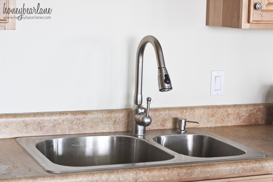 Moen Single Handle Kitchen Faucet Repair