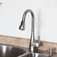 Moen Kitchen Faucet With Sprayer