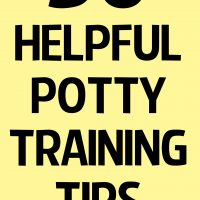 50 Potty Training Tips from Real Moms