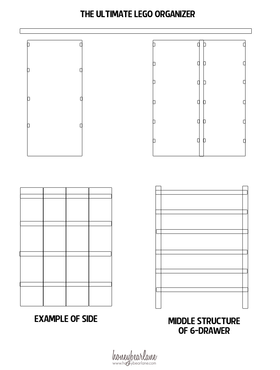 ... jpeg 115kB, Build your own toy bin organizer | Simple Woodworking Plan
