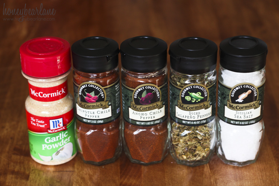 mccormicks spices
