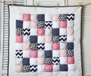 New Puff Quilts and An Announcement