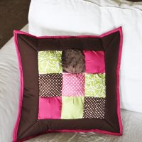 Puff Pillow Pattern & Giveaway!